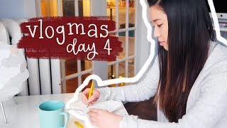 VLOGMAS · Day 04 · My Super Private Journal