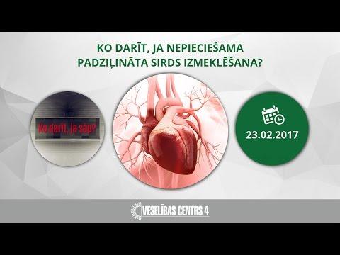Galvenās iezīmes hipertensiju un slimības