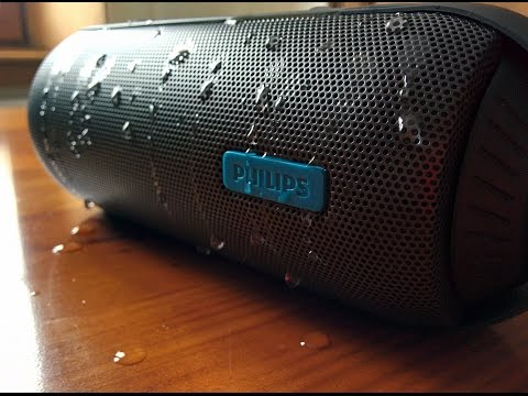Test de L'enceinte Philips Bt6700