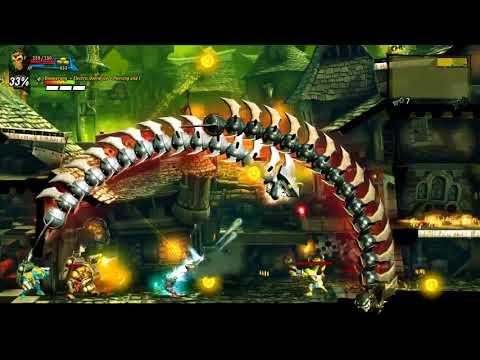 Видео № 1 из игры Rogue Stormers [PS4]