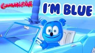 I'M BLUE (Gummy Bear Version) Gummibar Gummy Bear Song