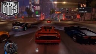 Unconventional - Sleeping Dogs Race