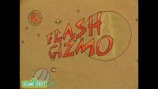 Sesame Street: Flash Gizmo -- Fast and Slow