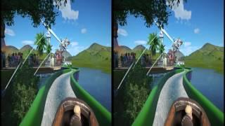 3D-VR VIDEO 121 SBS Virtual Reality Video 2k