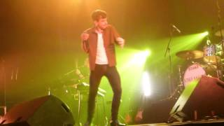 "JOSEF SALVAT ""PARADISE"" @ SONIC VISIONS FESTIVAL 2015 LUXEMBOURG ROCKHAL"