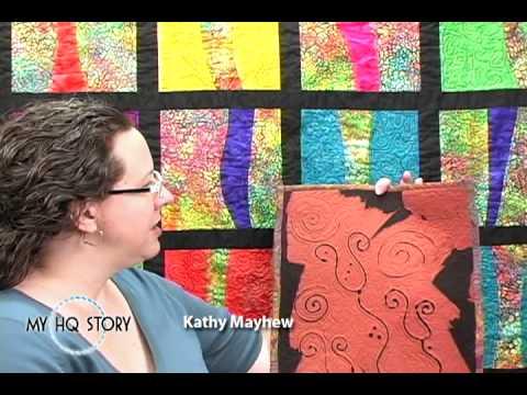 My HQ Story 2010 - Kathy Mayhew