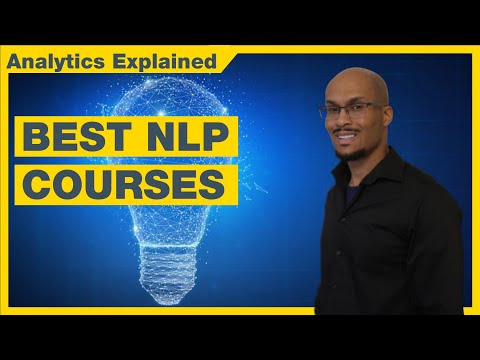 3 Best NLP Courses Online in 2021 (Natural Language Processing)