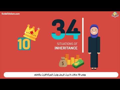 ميراث المرأة في الاسلام