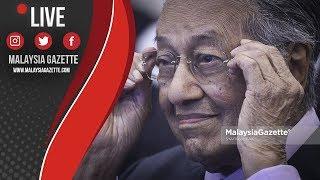MGTV LIVE: Tun M merasmikan Pameran 5G