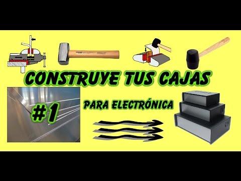Construye tus cajas para electrónica #1