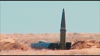 """005 Новая версия ракеты 9М723 комплекса 9К720 """"Искандер-М"""""""