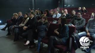 """Bari, presentato al Cineporto il corto """"L'amore estremo"""": la donazione del sangue al centro del film girato in Puglia"""