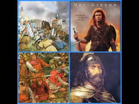 William Wallace History  (Hammer of the Scots Boardgame's Behind the Theme) (LU72)
