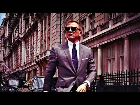 ✔️ Не время умирать  Русский трейлер (2020) Джеймс Бонд  Агент 007