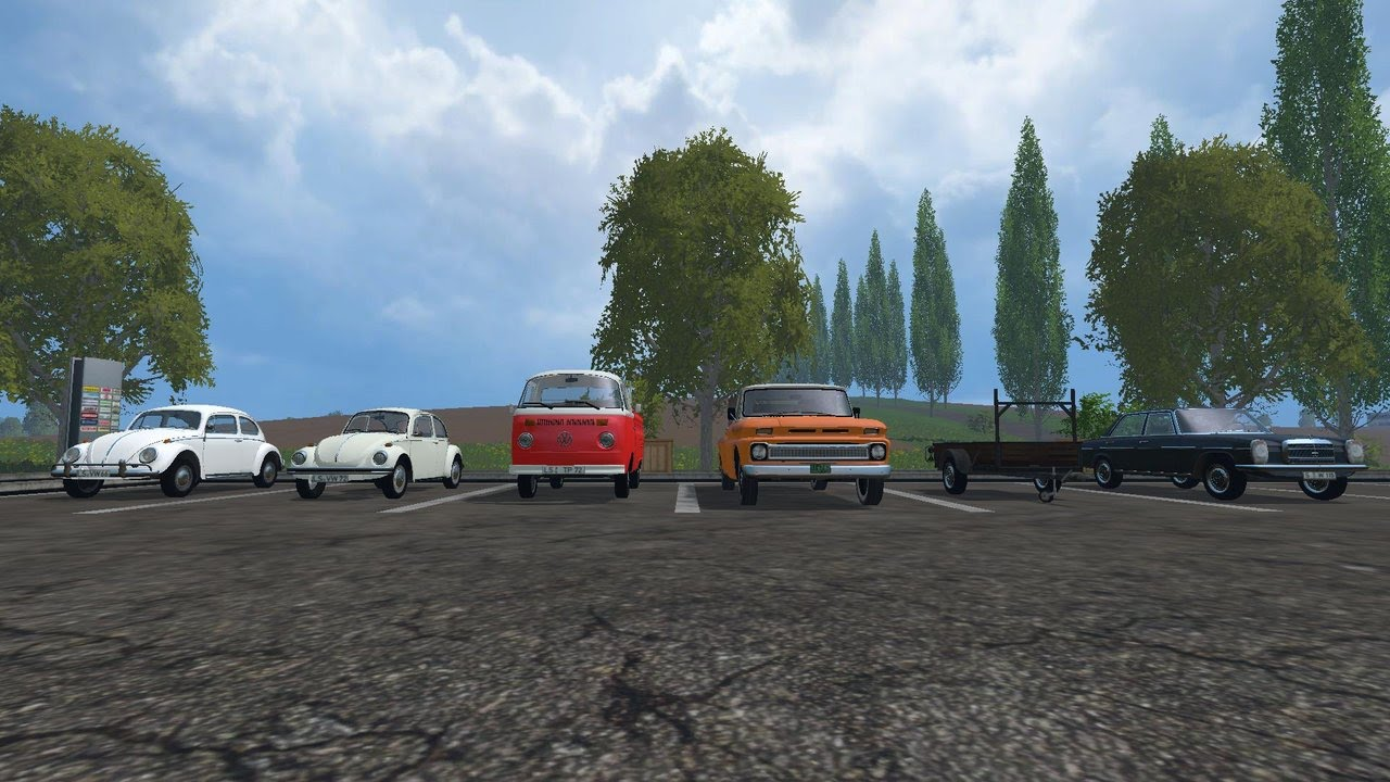 C10 Fleetside LWB 1966 v 1 1 mod for Farming Simulator 2015