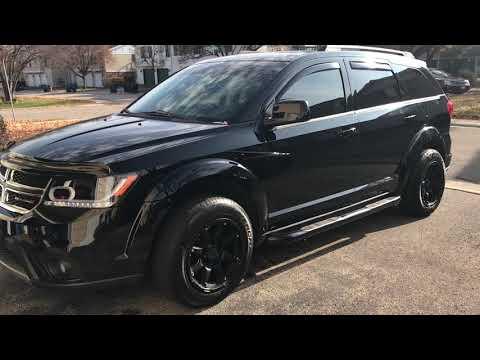 2015 Dodge Journey Black Out Theme