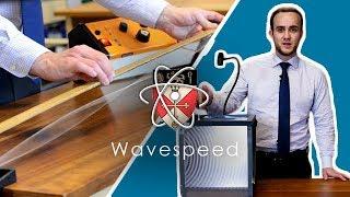 Wavespeed