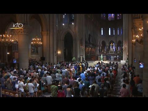 Messe du 22 juillet 2018