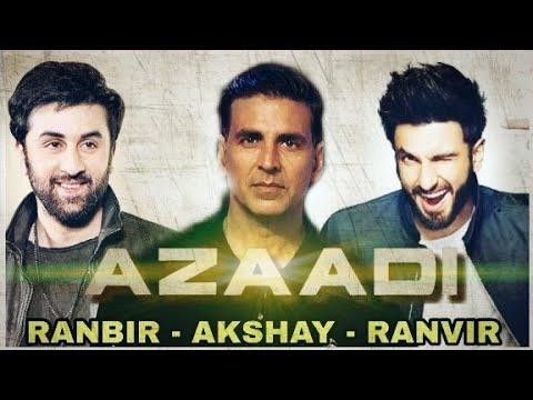 Akshay Kumar, Ranveer Singh And Ranbir Kapoor | Big movie announced