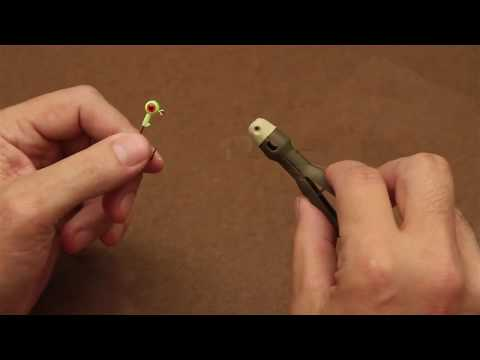 How to Tie a Clinch Knot with a TYEPRO Fishing Tool