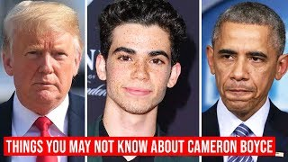 20 Things You Didn't Know About Cameron Boyce