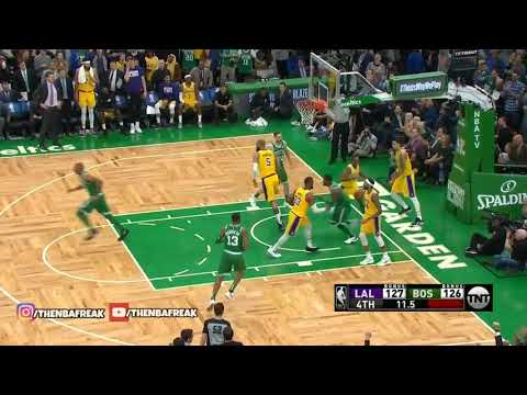 Rajon Rondo GAME WINNER vs Celtics