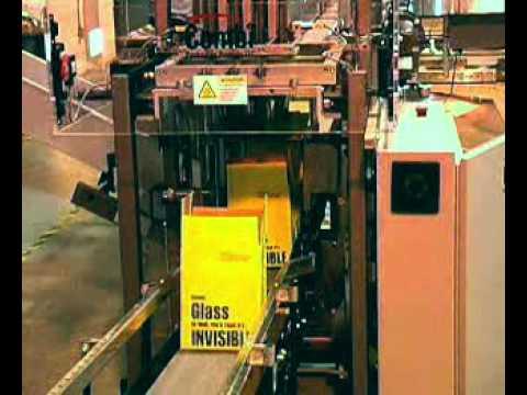 DP Glass Cleaner Drop Packer