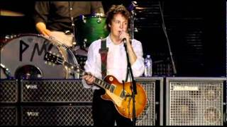 Paul McCartney 'Get Back/Sgt.Pepper(Reprise)/The End' Live