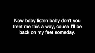 Hit The Road Jack - Ray Charles (Lyrics)