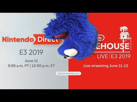 E3 2019 Nintendo Direct | Live Reaction and Commentary