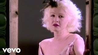 Cyndi Lauper - My First Night Without You - YouTube