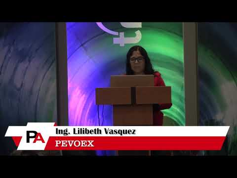 """""""Tunnel & Mining 2018"""" - Central hidroeléctrico Chaglla: Rómulo mucho y Lilibeth Vasquez"""