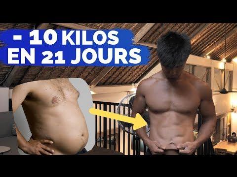 Examen du brûleur de graisse lipo 100