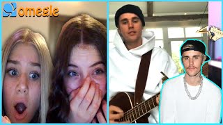 Justin Bieber On Omegle   Epic Reaction   Award Moments