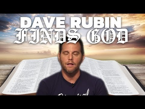 Dave Rubin Finds God (secrets revealed!) | The Serfs