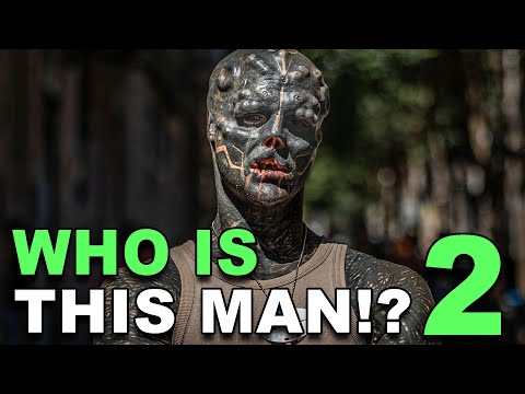 Who Is This Man!? 2