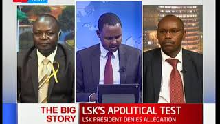 The Big Story: LSK battle political tag
