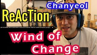 Reaction CHANYEOL 찬열 Special Stage 'Wind Of Change' KBS MUSIC BANK In Berlin // Review & React