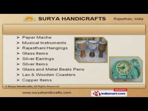 Surya Art Gallery - Exporter of Home Decor & Home Furnish