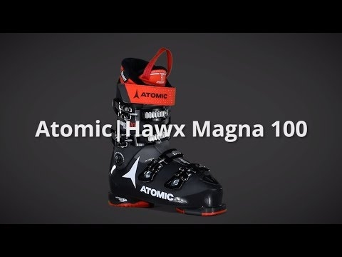 Video: 2019 Atomic Hawx Magna 100 Men