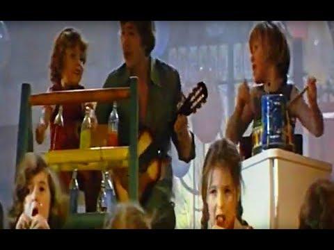 Веселый УСАТЫЙ НЯНЬ (1977) и совсем лиричная песня