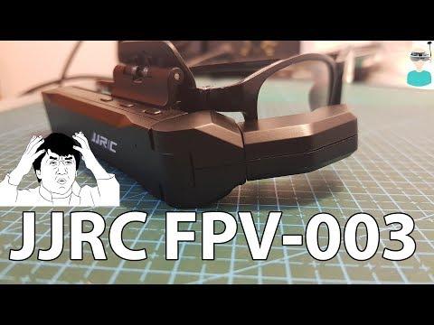 JJRC FPV-003 5.8GHz FPV Monocular Glasses / AKA WTF