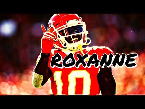 """Tyreek Hill Mix - """"Roxanne"""" Arizona Zervas"""