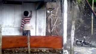 preview picture of video 'pembuatan film Elang Bukit Kapur di Gorontalo'