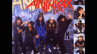 Anthrax - I'm The Man (Censored Radio Version)