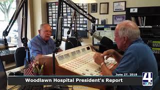 Woodlawn Hospital Report - June 2018