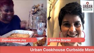 Urban Cookhouse Sangria Kits          & Chicken Enchiladas
