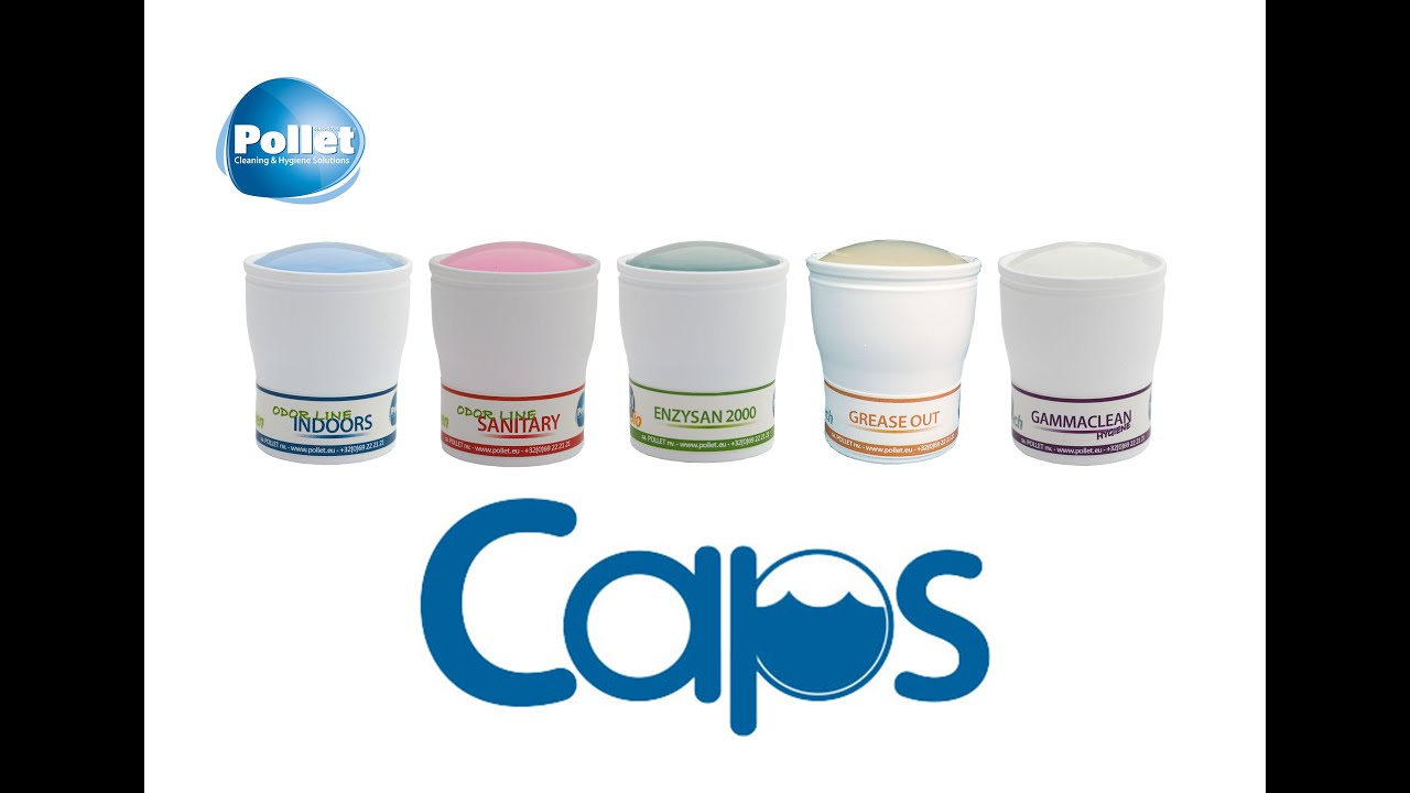 video presentation for PolGreen Odor Line Sanitary Caps
