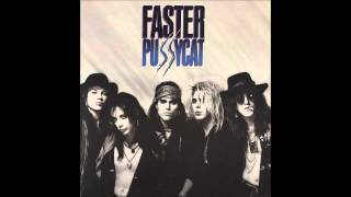 Faster Pussycat - Cathouse