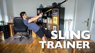 TRX Sling Trainer Review - FitMit Schlingentraining + Übungen
